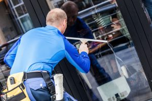 Storefront Window Cleaning in Hot Springs, Arkansas