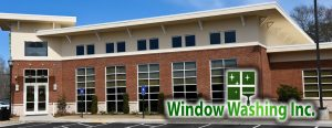 Commercial Window Cleaning in Hot Springs Village, Arkansas by Window Washing Inc.